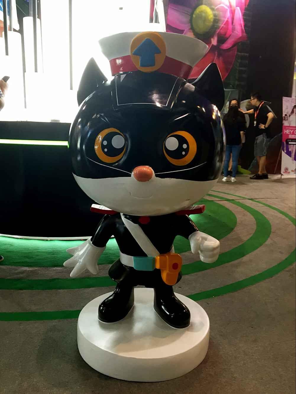 aJoy2015上巨人展台的精品游戏_网游综合区动