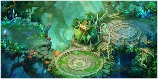 城游戏介绍之场景地图_幻城攻略_幻城官网_当