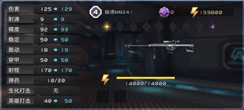 全民槍戰巴雷特系列盤點(上)